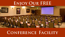 Free Conference Facility Badge