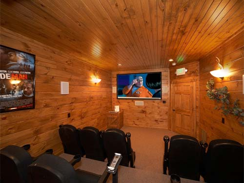 Gatlinburg Falls Home Theater