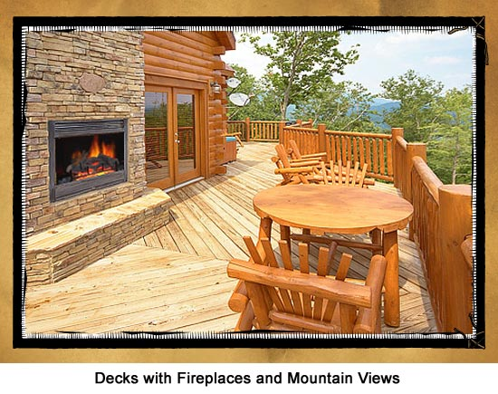 Bear Creek Crossing Resort Luxury Wears Valley Cabins And